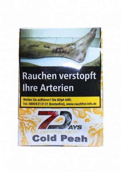 7Days Classic - Cold Peah - 20g
