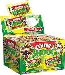 Center Shock Jungle Mix 1x100