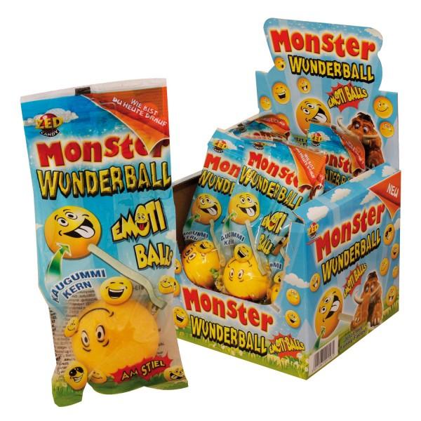 Monster Wunderball Emoji Ball 1x15
