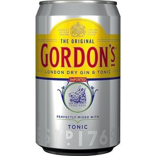 Gordon´s Gin & Tonic 10% Vol. 0,33L