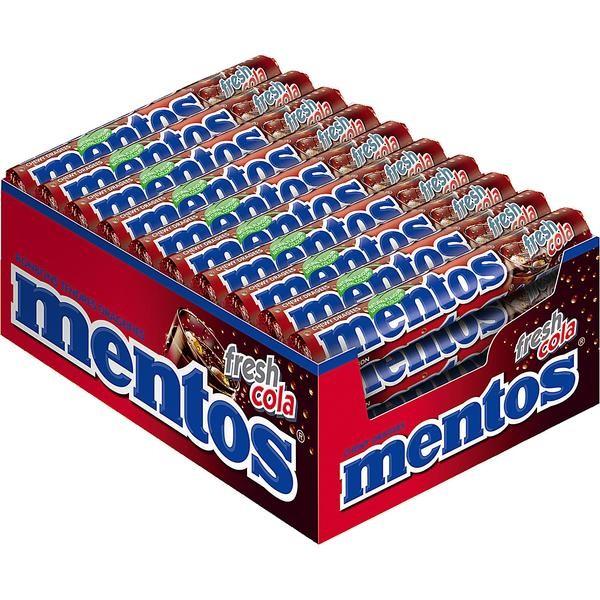 Mentos Fresh Cola 1x40