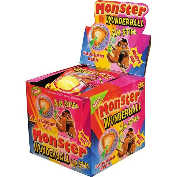 Monster Wunderball Fruity Mix 1x15