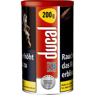 Ducal Red Tobacco 200g