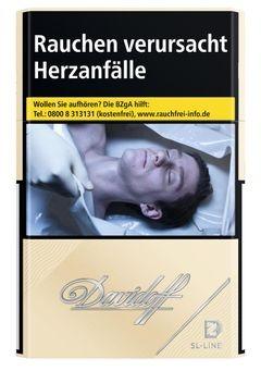 Davidoff Gold SL-Line 7,10€