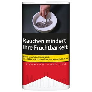 Marlboro Premium Tobacco Red 5x30g 5,50€