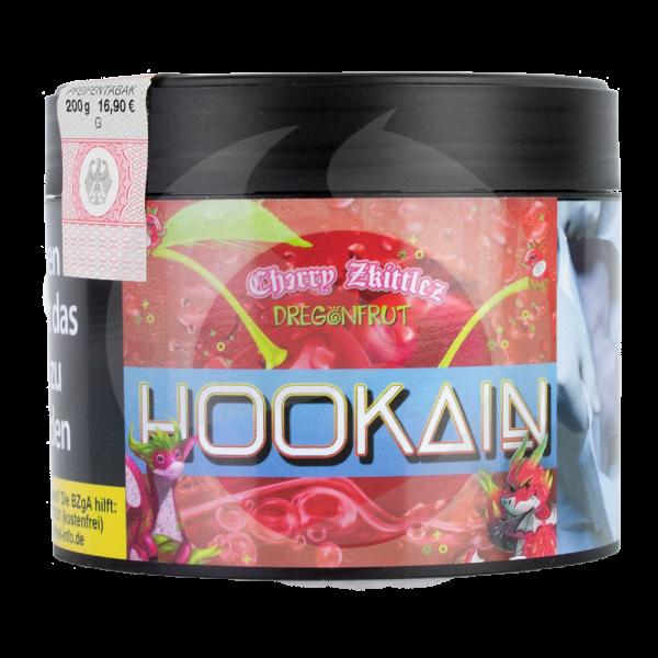 Hookain Ch3rry Zkittlez Dregonfrut 200g