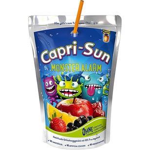 Capri Sun Monster Alarm 10x0,2L
