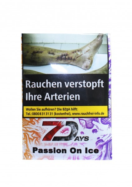 7Days Classic - Passion on Ice - 20g