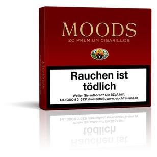 Moods Ohne Filter 10x20er 6,80€