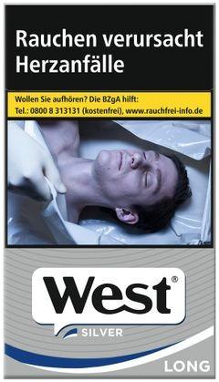 West Silver Long 6,40€