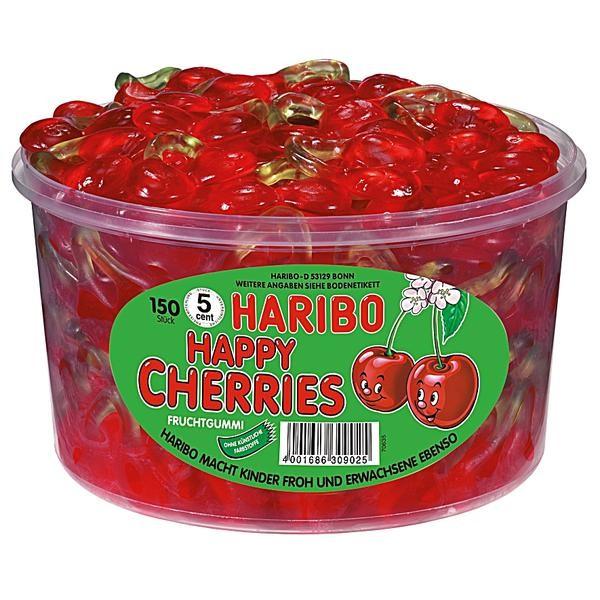 Haribo Happy Cherries 1x150