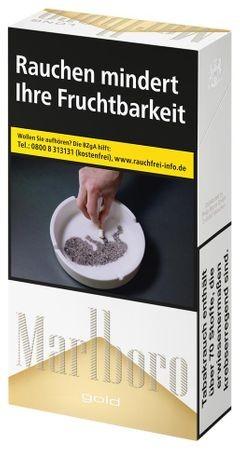 Marlboro Gold Long OP Box 7,10€