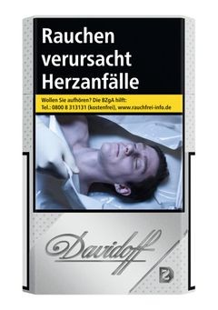 Davidoff Silver 7,00€