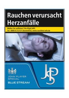 JPS Blue Stream Euro 7,00€